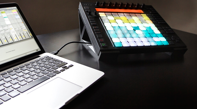 ZORTRAX 3D Printed Ableton Push Functional