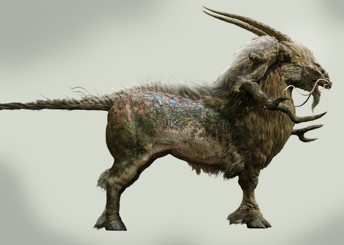 ZORTRAX 3D Concept Game Animal