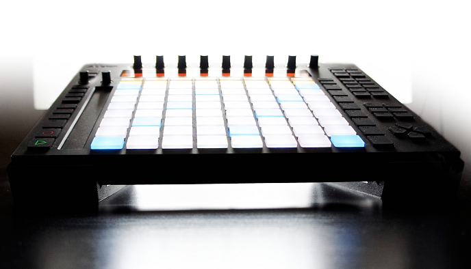 ZORTRAX 3D Printed Ableton Push