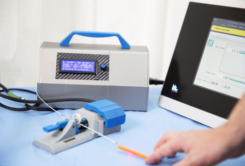 ZORTRAX 3D printed vein winch