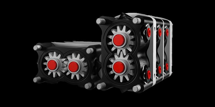 ZORTRAX Z-PETG 3D Printing Material Gears