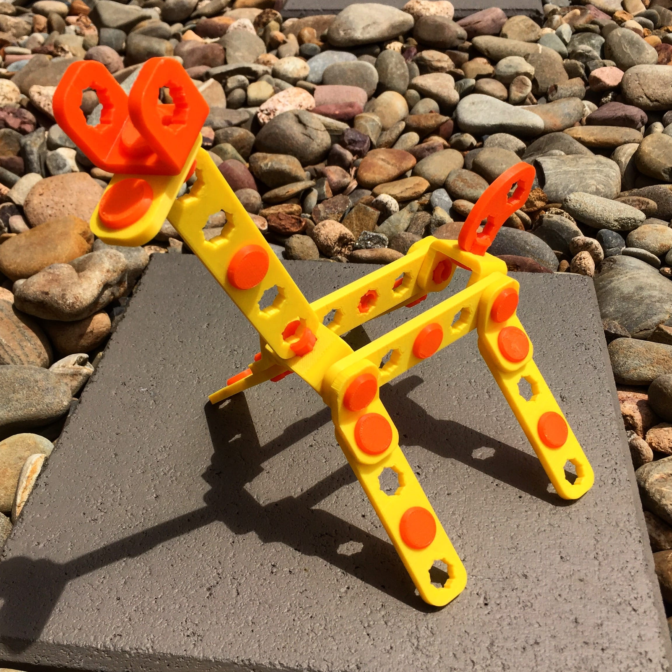 ZORTRAX Education Giraffe Toy