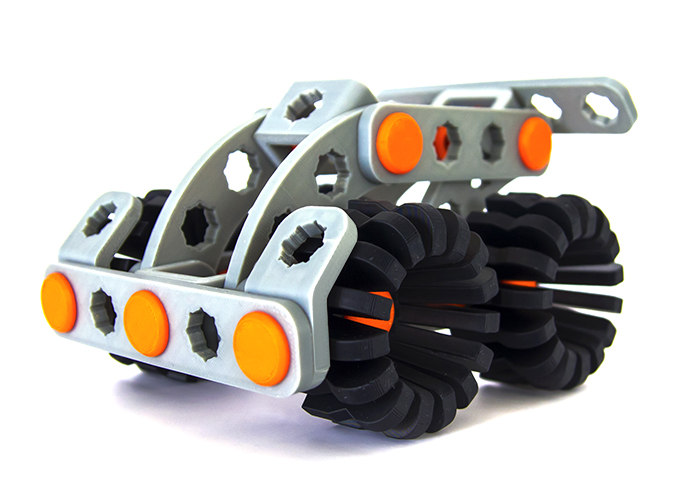 ZORTRAX Education Buggy Toy