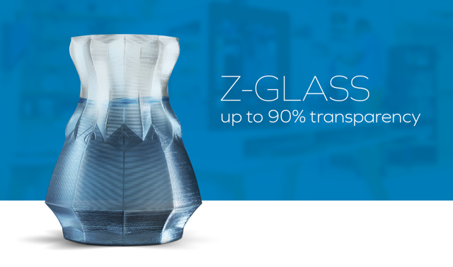 ZORTRAX Z-GLASS 3D Printing Material