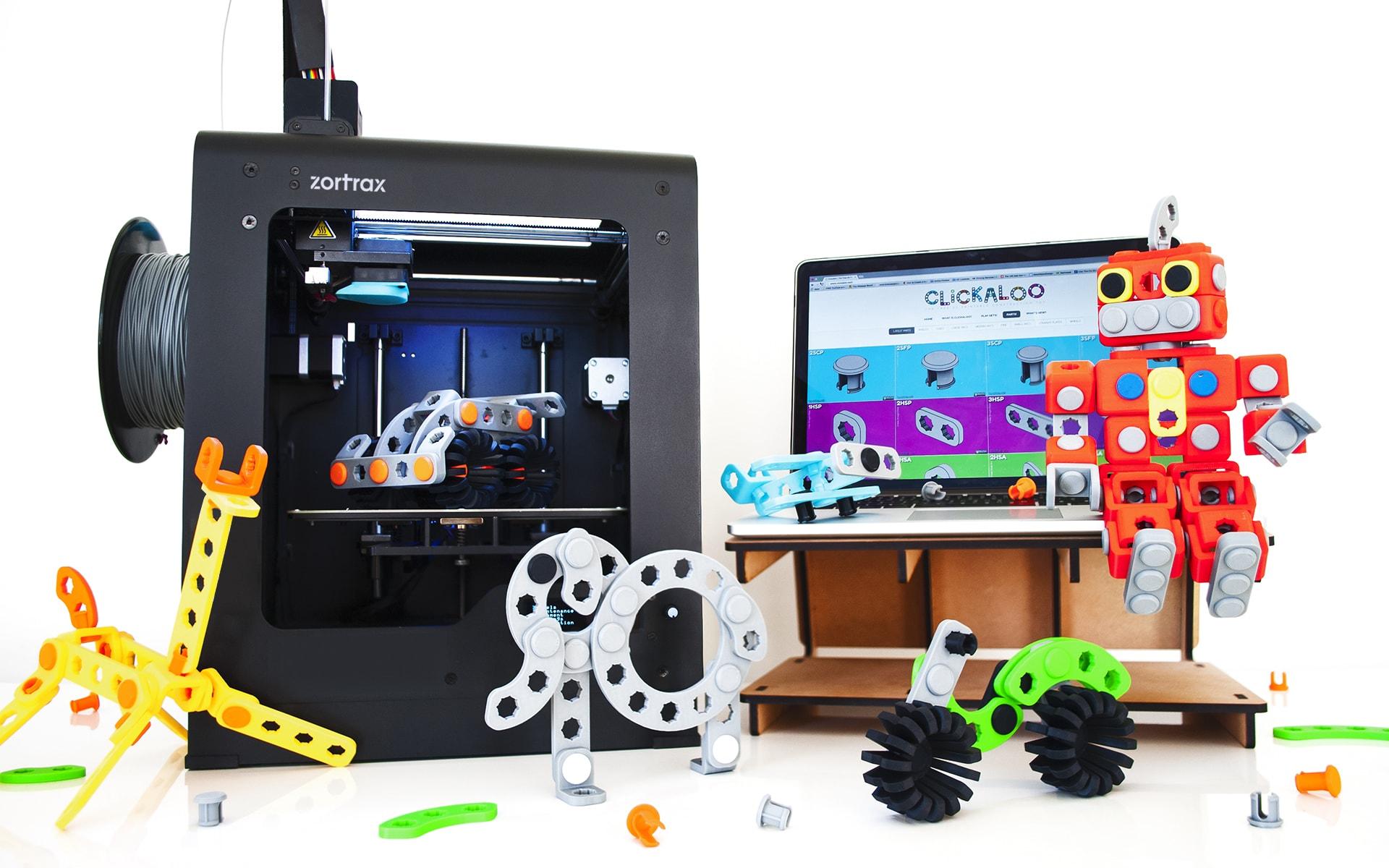 ZORTRAX Education Toys