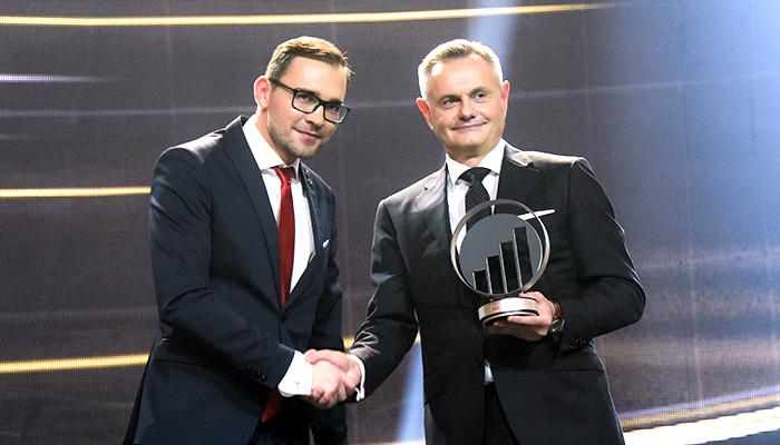 ZORTRAX Award CEO Rafał Tomasiak