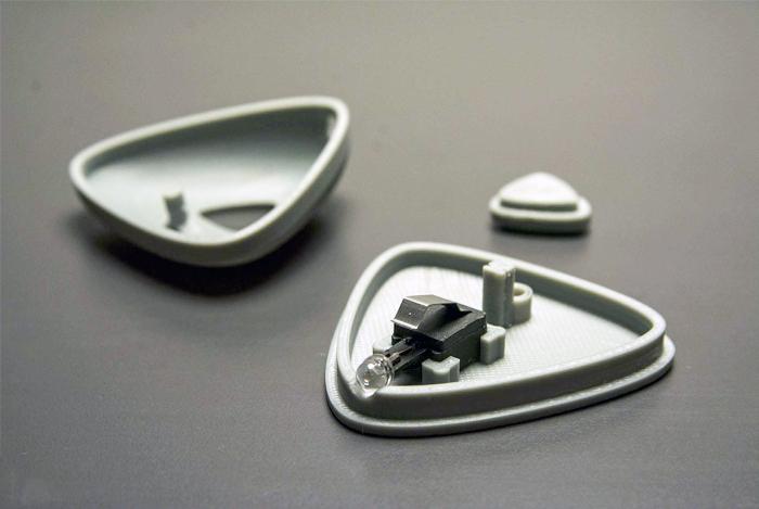 ZORTRAX 3D printed handling