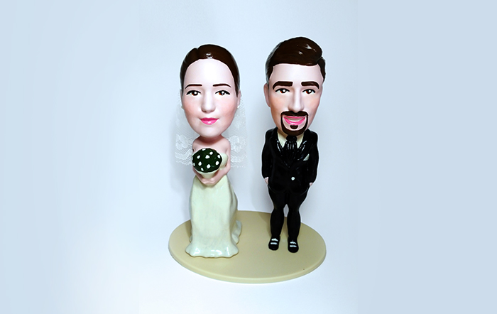 ZORTRAX 3D Printing Wedding Couple