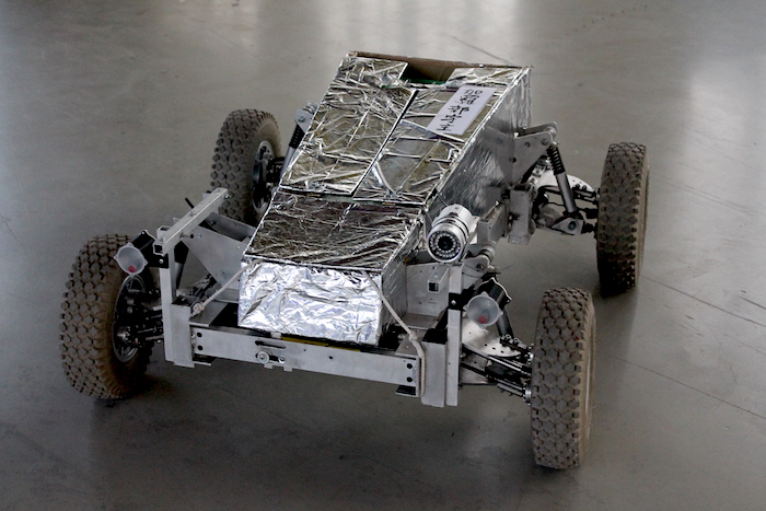 ZORTRAX 3D Printed Mars Rover SSA