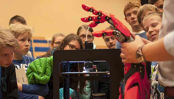 ZORTRAX Children's University 3D Printing Lesson