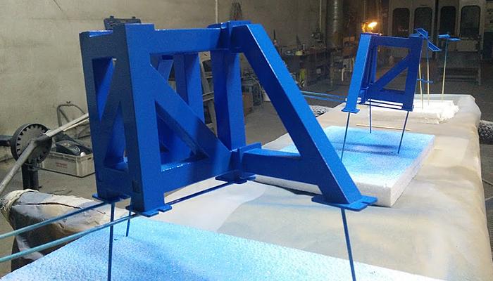 ZORTRAX Tridos Aviatest 3D Printed Test Rig