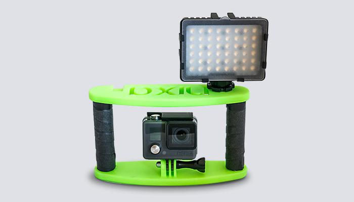 ZORTRAX 3D Printed Camera Handle Nixa