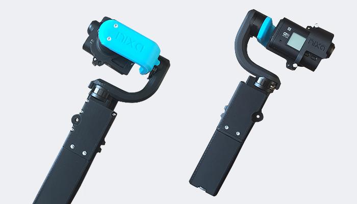 ZORTRAX 3D Printed Camera Gimbal Nixa