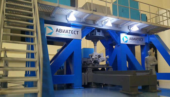 ZORTRAX Tridos Aviatest 3D Printed Test Rig Z-ABS Z-ULTRAT