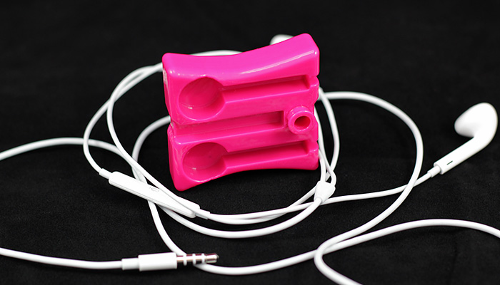 ZORTRAX Library 3D Printed Earbud Pod