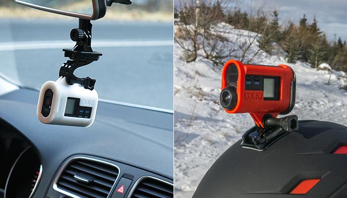 ZORTRAX 3D Printed Camera Case Nixa