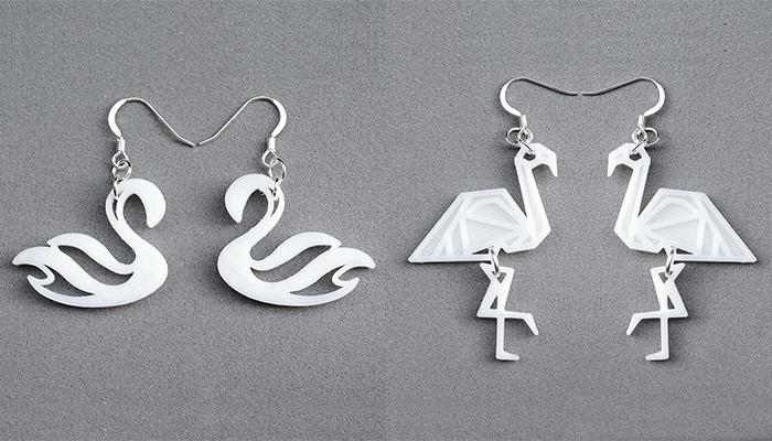 ZORTRAX 3D Printed Jewelry Roberta Conti