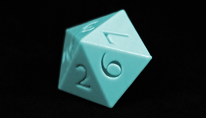 ZORTRAX 3D Printed Dice Board Game