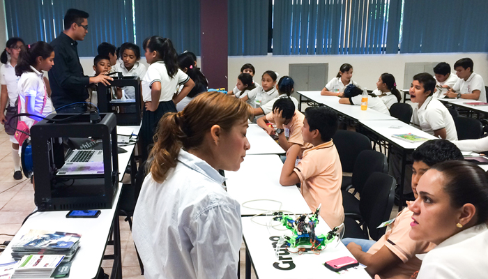 ZORTRAX 3D printing course at Tabasco University