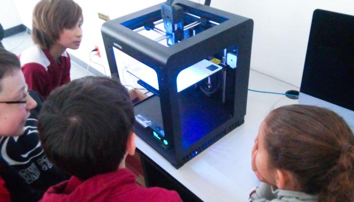 ZORTRAX M200 3D printer at Tabasco University