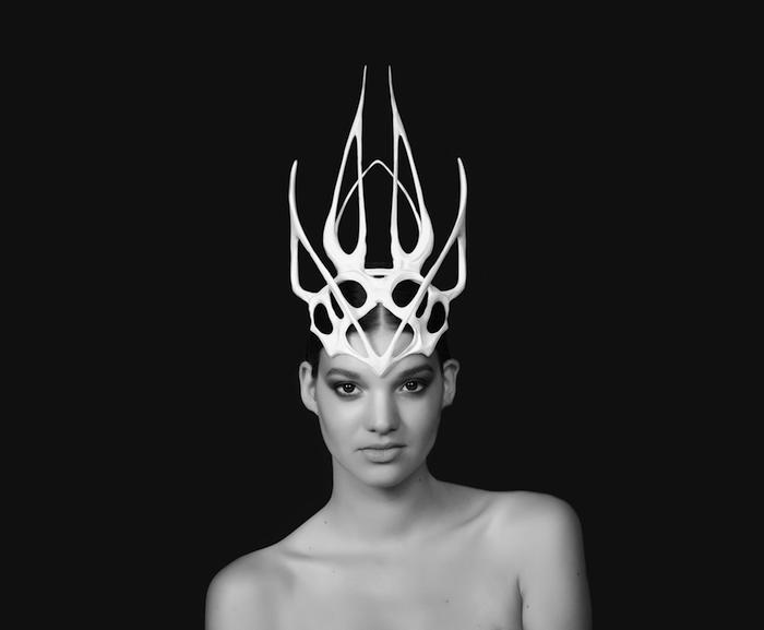 ZORTRAX Merve Oztemel 3D Printed Fashion