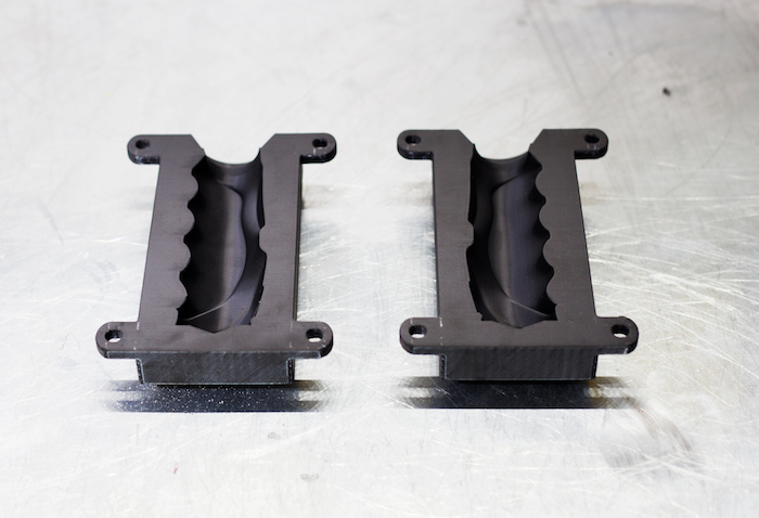 ZORTRAX 3D Printed Angle Grinder Molding