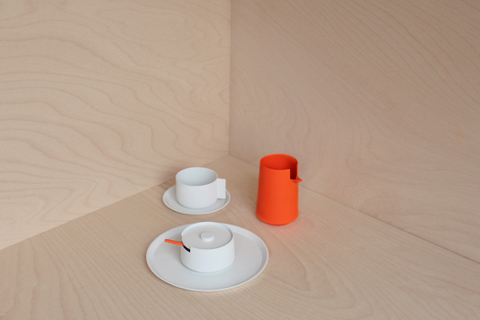 ZORTRAX M200 Z-ABS 3D Printed Tableware