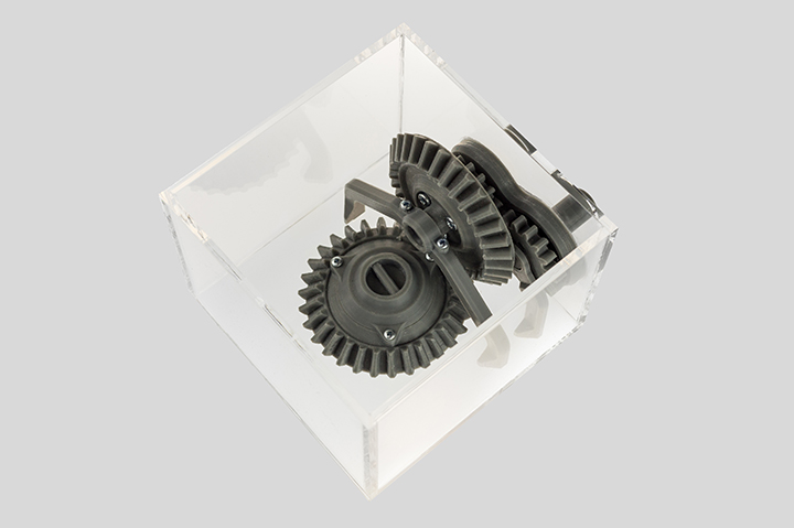 ZORTRAX 3D Printed Gearing Mechanism Z-PETG