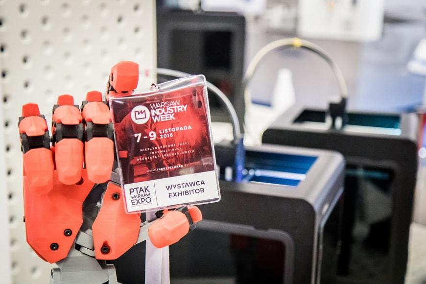 ZORTRAX M300 M200 3D Printers Robot Arm