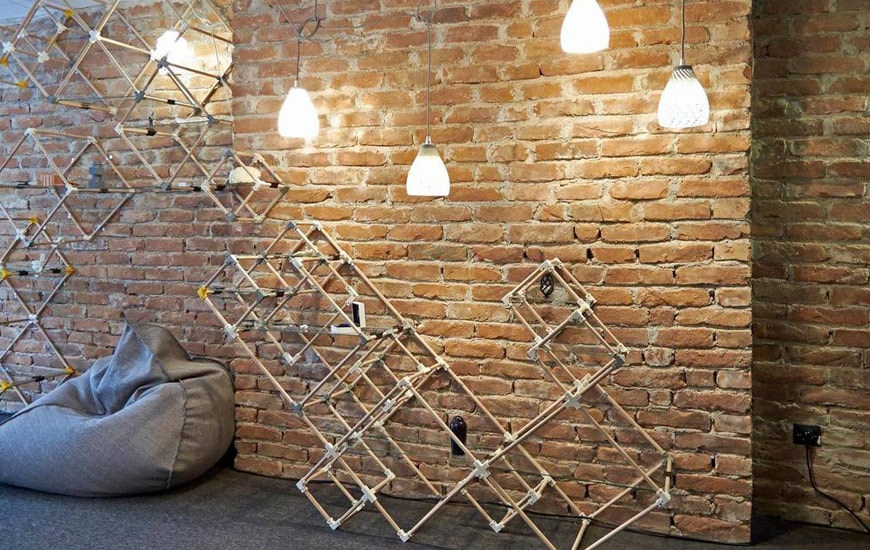 ZORTRAX Voood Interior Design 3D Printed Lamp