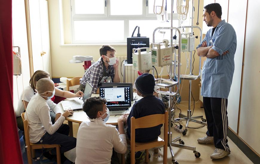 ZORTRAX Hospital 3D Printing Healing