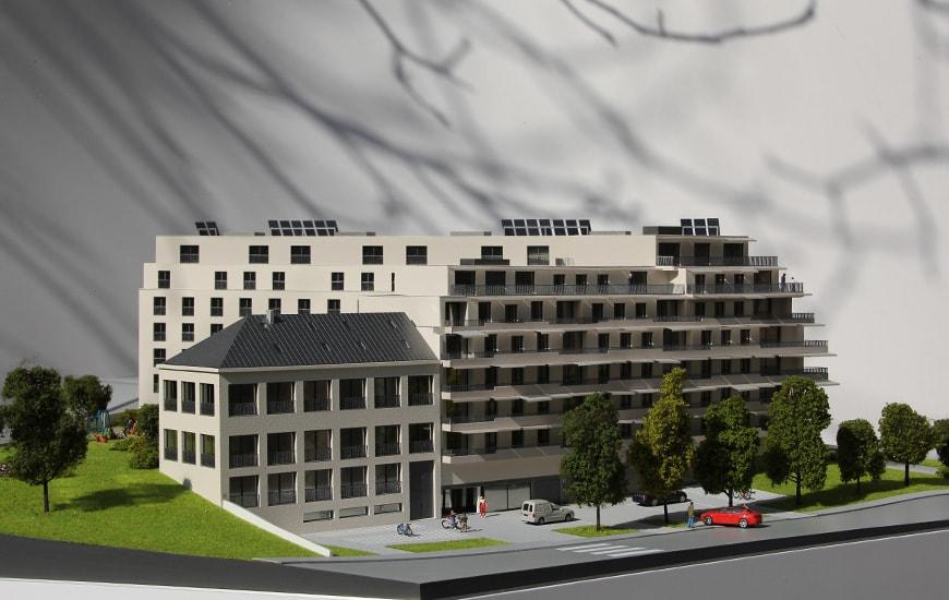ZORTRAX Model Art Lisieccy Building Mockup