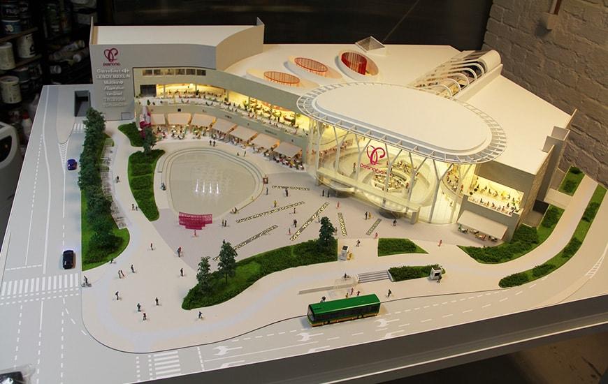 ZORTRAX Model Art Lisieccy Shopping Center