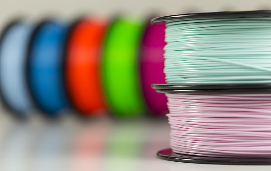 ZORTRAX 3D Printing External Filaments