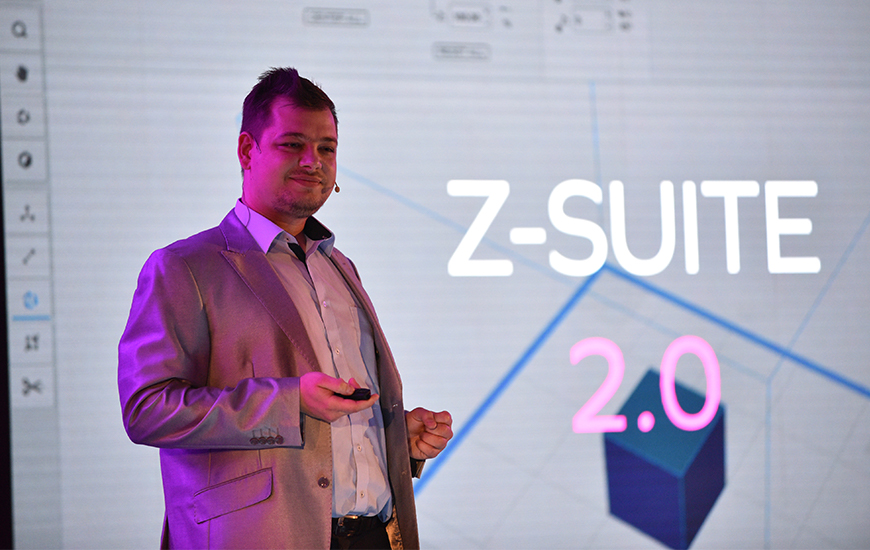 Zortrax Experience Conference Z-SUITE 2