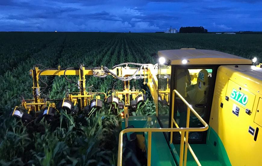 ZORTRAX PMC Harvesters Detaseller