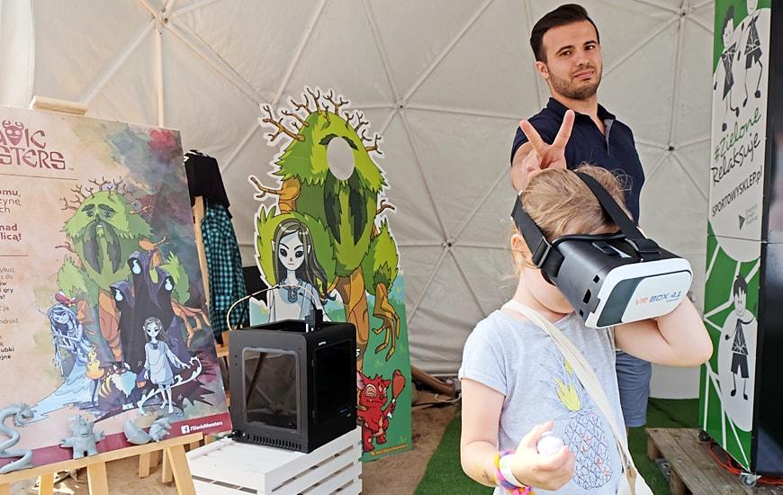 ZORTRAX Slavic Monsters 3D Printed Olsztyn Green Festival