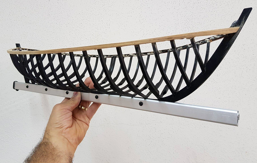 ZORTRAX Palmeira Boat Scale Model 3D Printed Frame