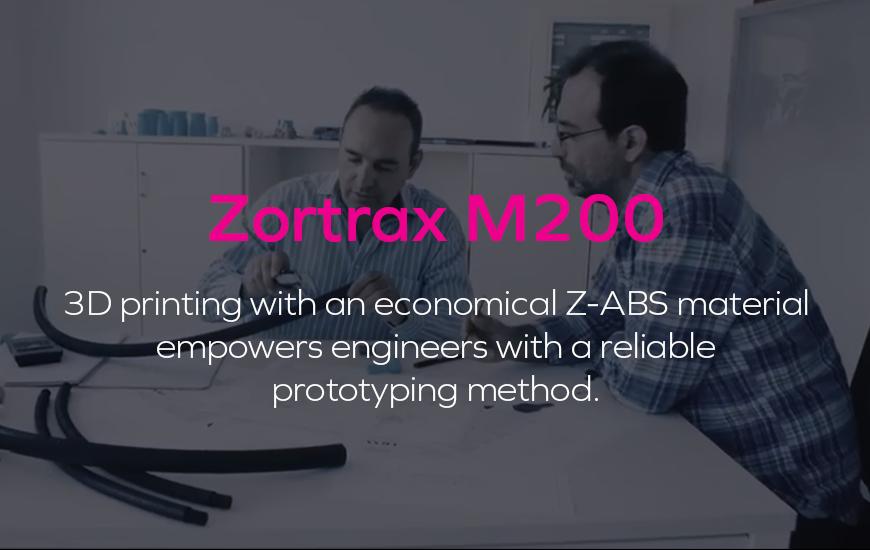 ZORTRAX M200 Z-ABS