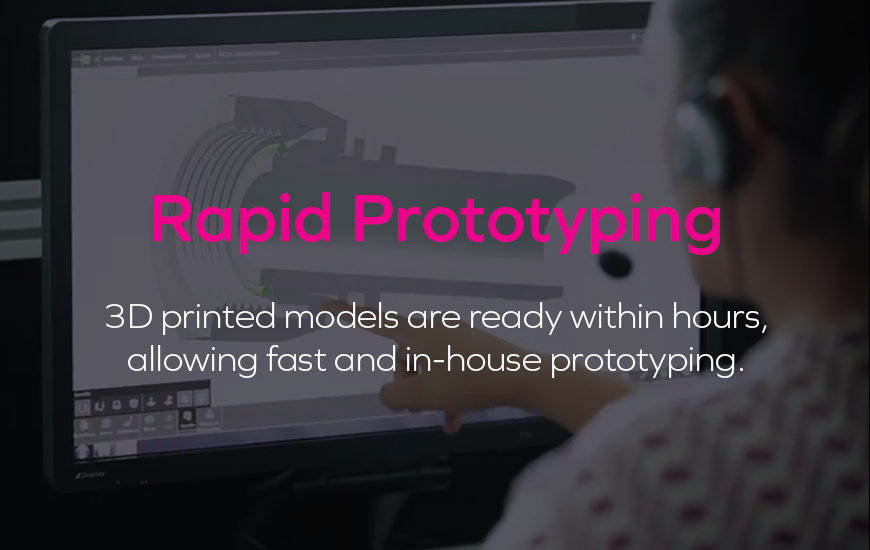 ZORTRAX 3D Printing Rapid Prototyping