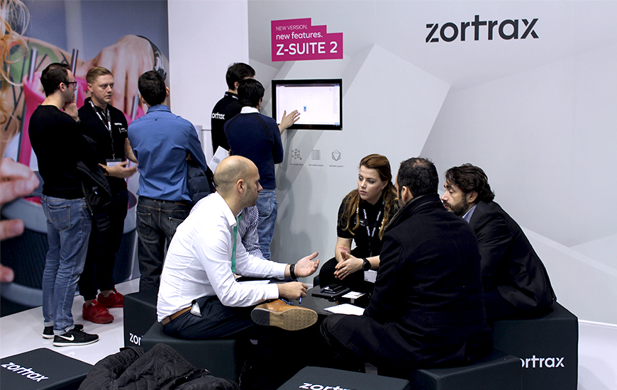 ZORTRAX at Formnext 2017