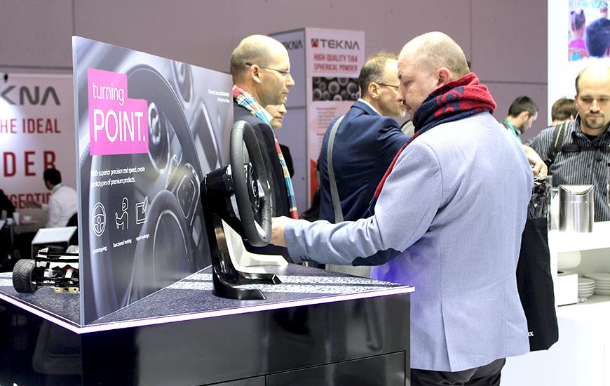 ZORTRAX 3D printed showcase models