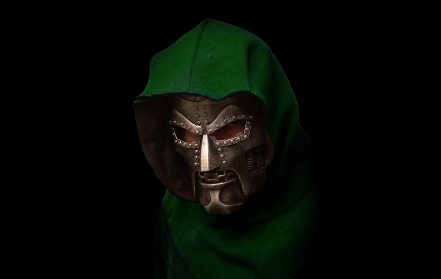ZORTRAX Hero Craft Creations Mask