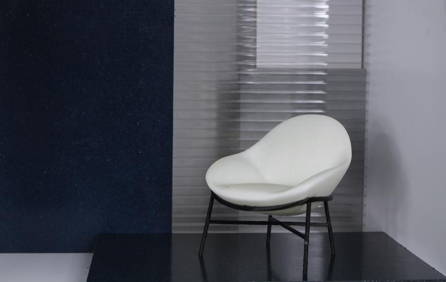 ZORTRAX_designer's chair