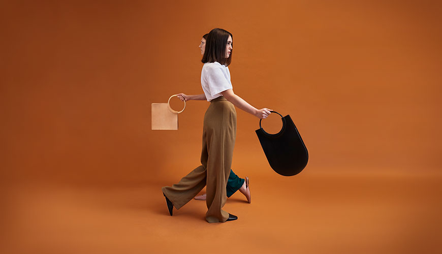ZORTRAX 3D printing models ATOMY handbags