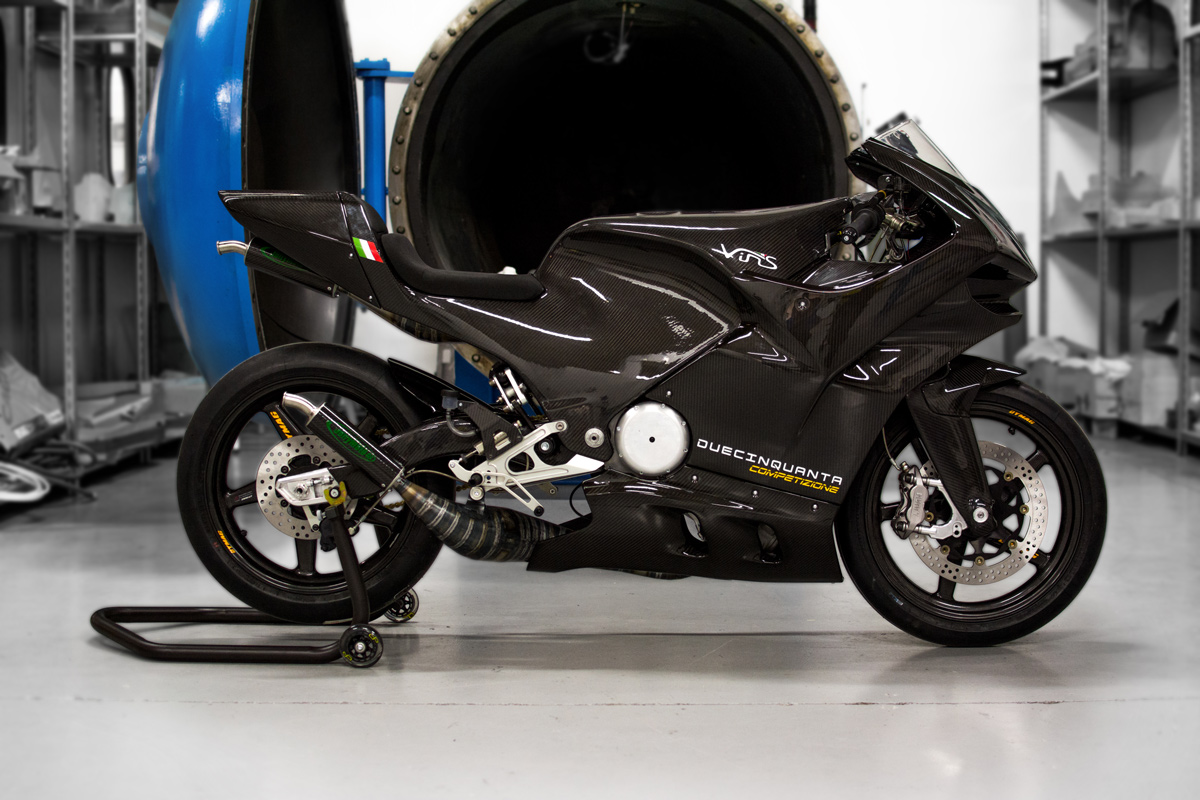 ZORTRAX 3D Printed Motorcycle