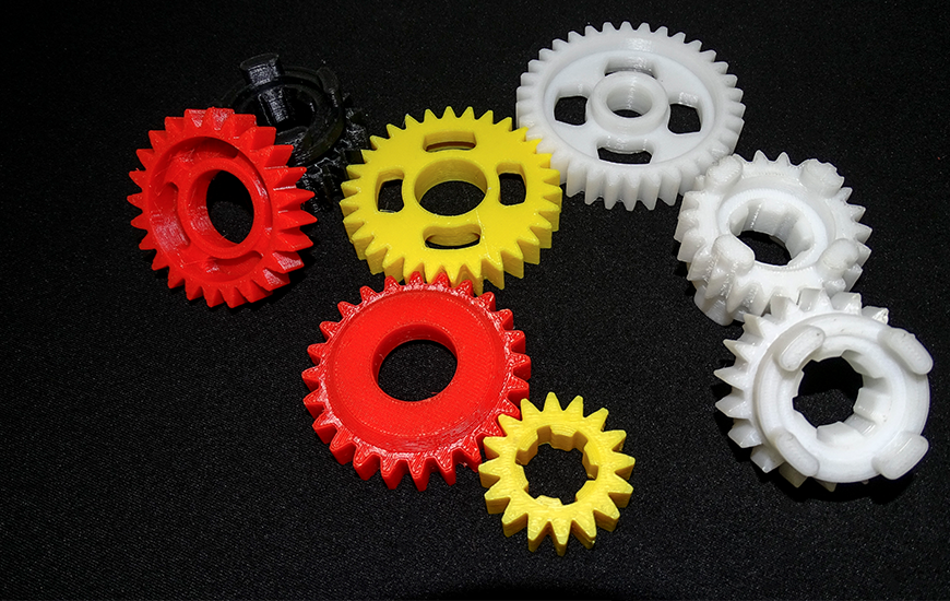 ZORTRAX 3D Printed Motorcycle Part