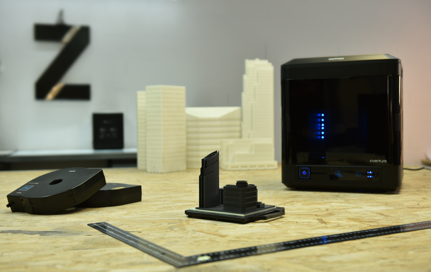 ZORTRAX INVENTURE 3D PRINTER