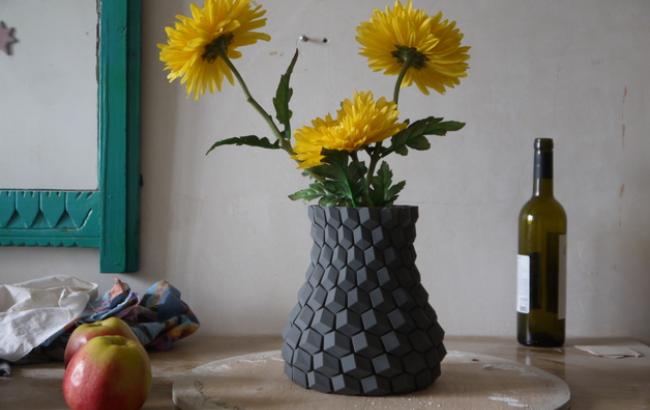 ZORTRAX 3D Printed Vase
