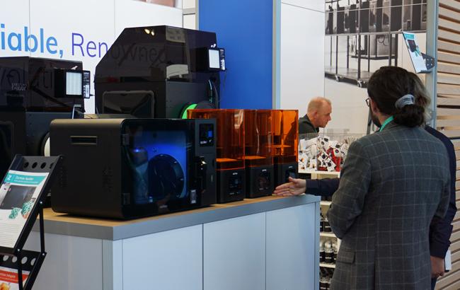 ZORTRAX 3D printing Printers Formnext
